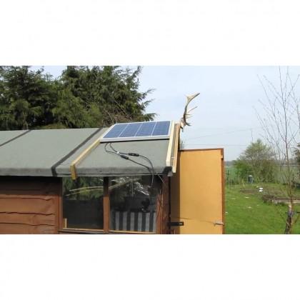 1 YEAR WARRANTY Papan Solar Panel 50W Poly Grade A Photon Solar Solar Energy Power System