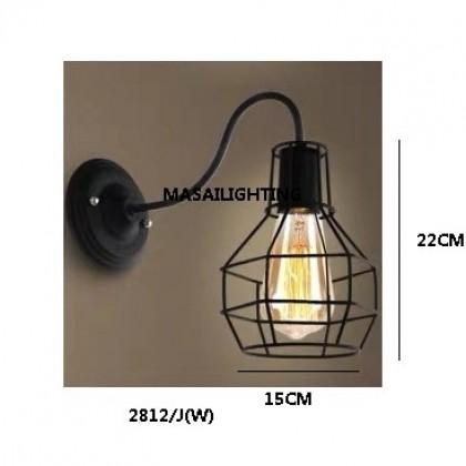 Designer Decorative Wall Lamp E27 Holder Lampu Dinding/Lampu Hiasan Dinding