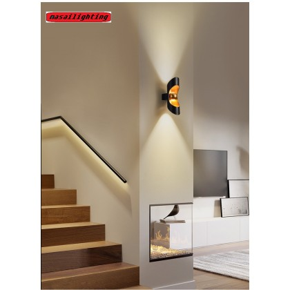 Wall Light Outdoor Lampu Dinding Indoor Wall Lights & Sconces LED Light Home Decor Waterproof Aluminum 893Y 896 898